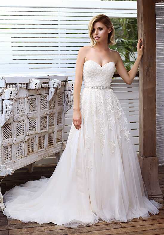 Mia Solano ML8717 Ball Gown Wedding Dress