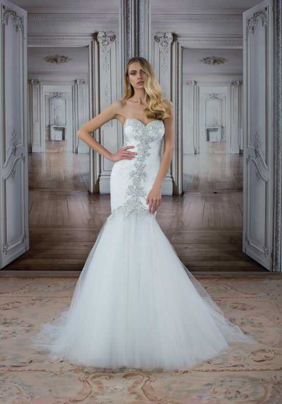 LOVE by Pnina Tornai for Kleinfeld 14481 Wedding Dress photo