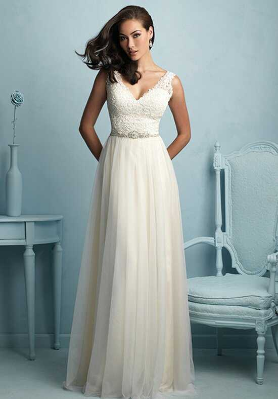Allure Bridals 9205 A-Line Wedding Dress