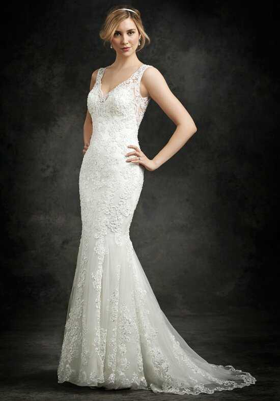 ella rosa be246 mermaid wedding dress