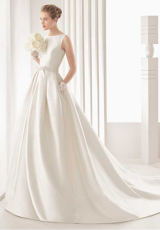 Rosa Clará Navar A-Line Wedding Dress