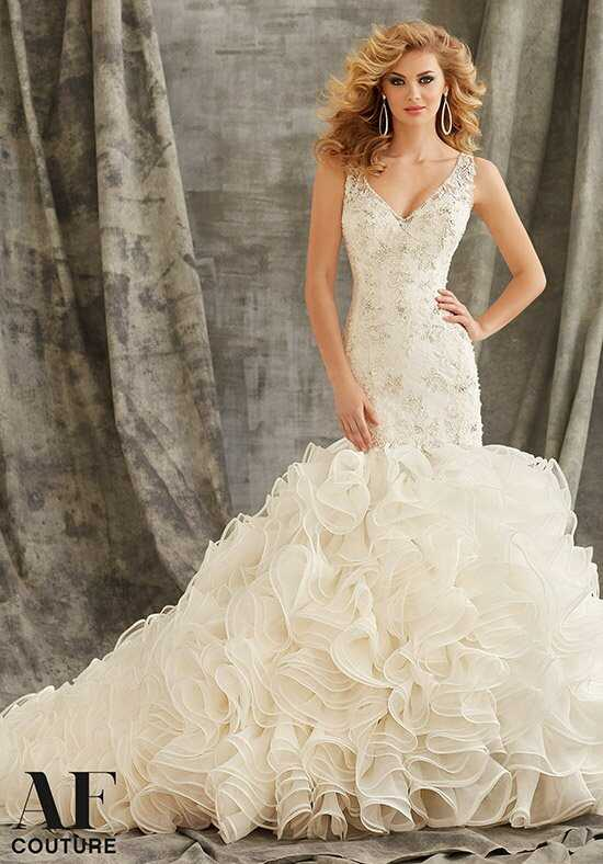 AF Couture: A Division of Morilee by Madeline Gardner 1354 Mermaid Wedding Dress