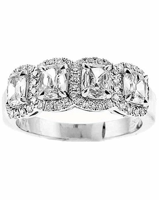 Since1910 AACF White Gold Wedding Ring
