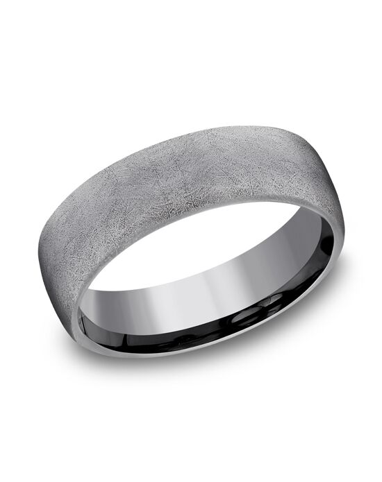 Benchmark EUCF565070GTA Tantalum Wedding Ring