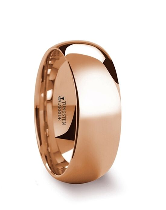 Mens Tungsten Wedding Bands W1968-DPBT Tungsten Wedding Ring