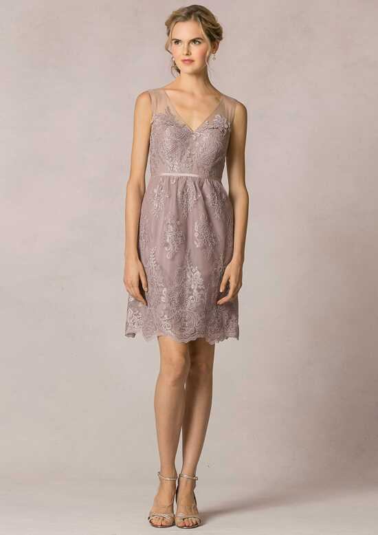 Jenny Yoo Collection (Maids) Allegra V-Neck Bridesmaid Dress