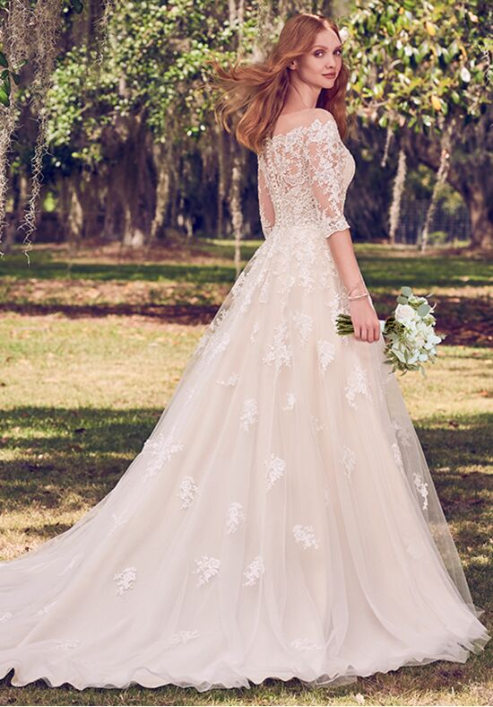 Maggie Sottero Bree A-Line Wedding Dress