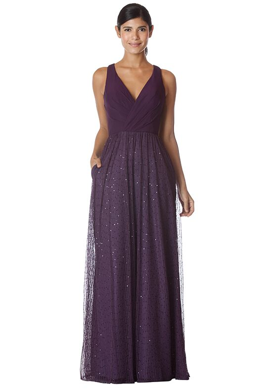 Bari Jay Bridesmaids 1759 V-Neck Bridesmaid Dress