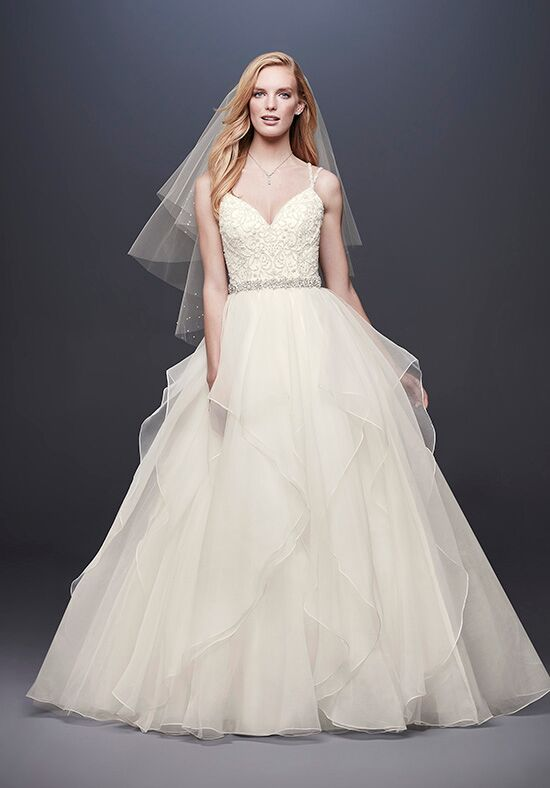 David\'s Bridal David\'s Bridal Style WG3903 Wedding Dress - The Knot