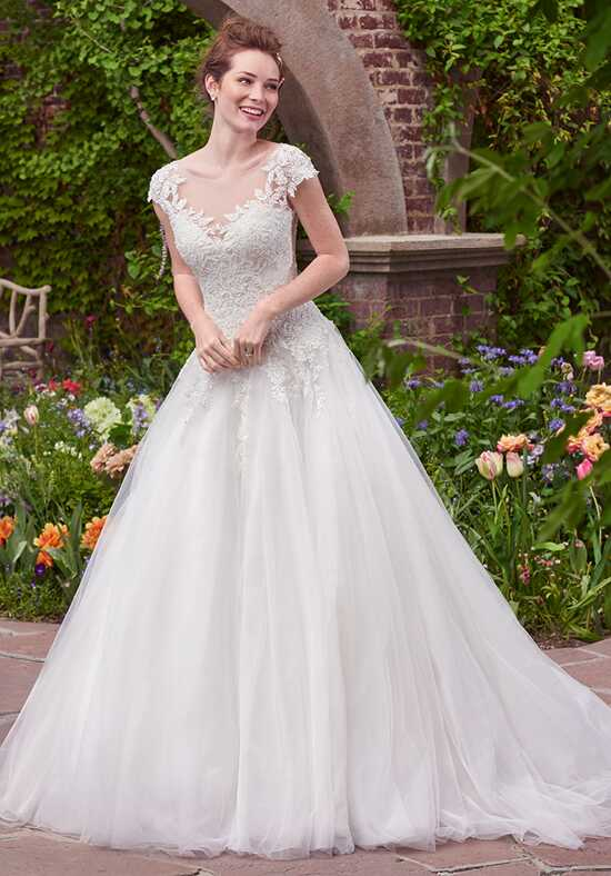 Rebecca Ingram Mae Ball Gown Wedding Dress