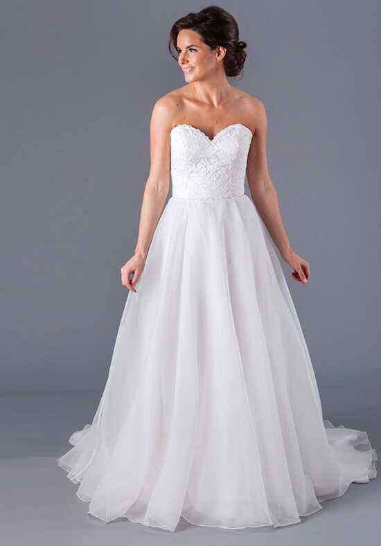 Kennedy Blue Ruby A-Line Wedding Dress