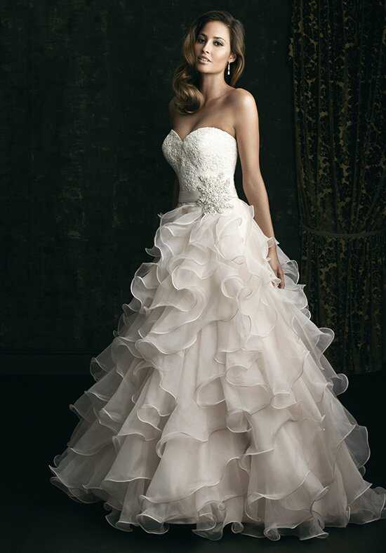 Allure Bridals 8955 Ball Gown Wedding Dress