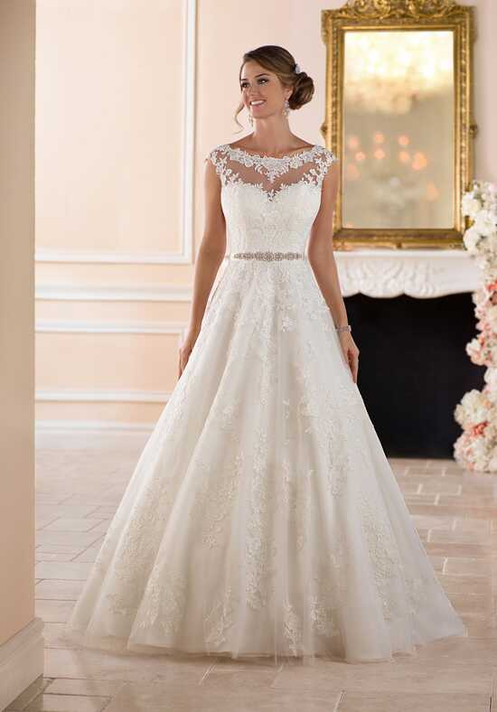 Stella York 6303 Ball Gown Wedding Dress