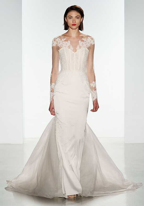 Kenneth Pool Evie Sheath Wedding Dress