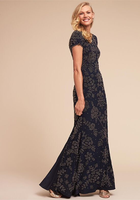 BHLDN (Mother of the Bride) Andes Dress Blue Mother Of The Bride Dress