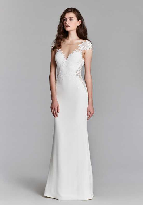 Jim Hjelm 8701 Sheath Wedding Dress