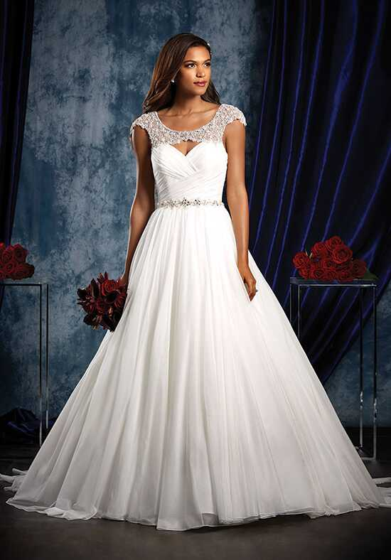 Alfred Angelo Sapphire Bridal Collection 964 Wedding Dress photo