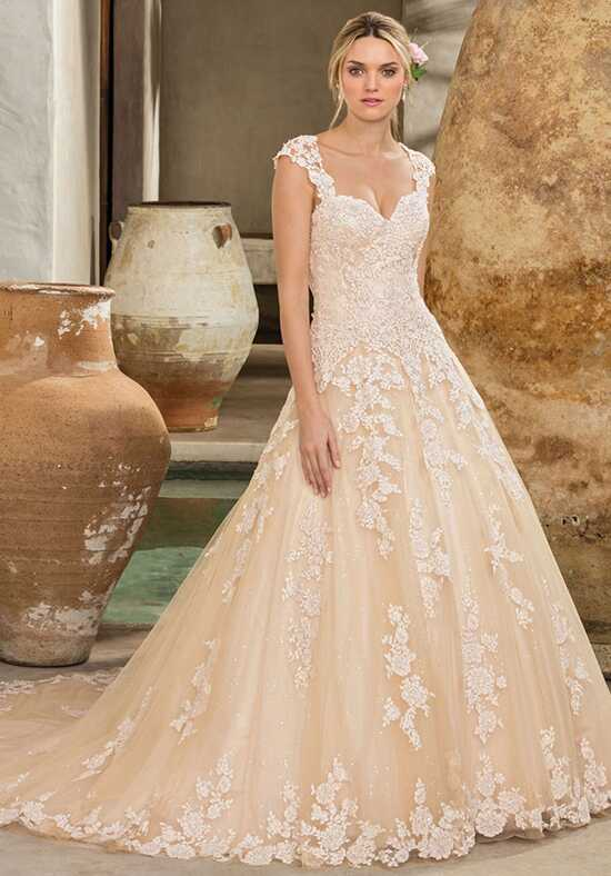 Casablanca Bridal Style 2289 Amber A-Line Wedding Dress