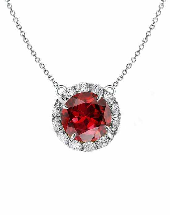 Danhov Fine Jewelry Abbraccio Fine Jewelry-AP100-R Wedding Necklace photo
