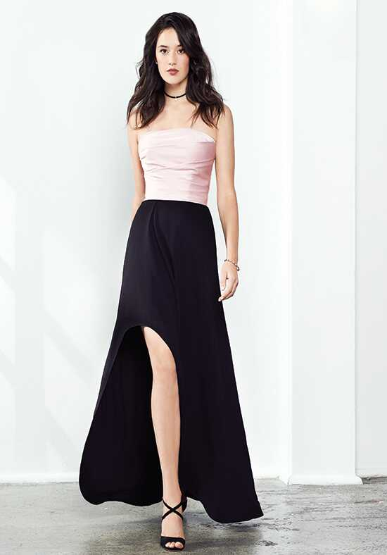 Colour by Kenneth Winston 5281L Square Bridesmaid Dress