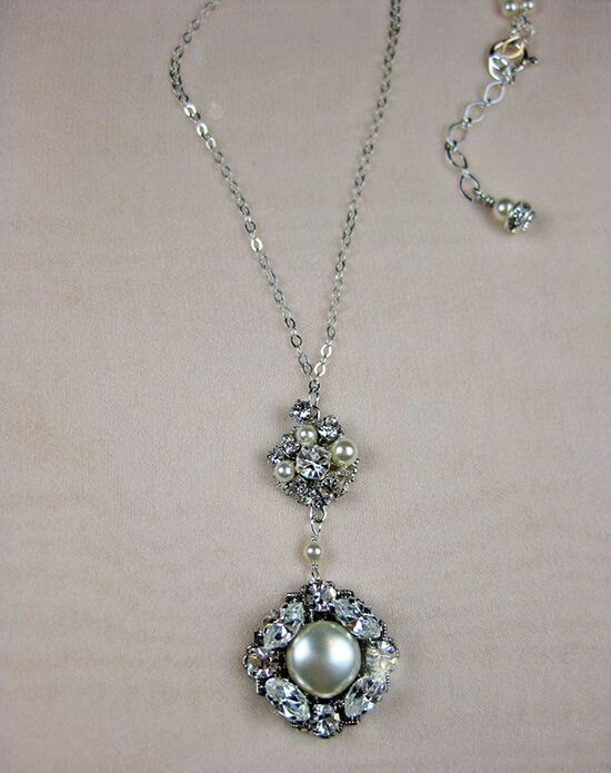 Everything Angelic Caroline Necklace - n340 Wedding Necklace photo