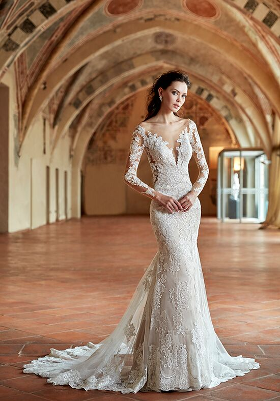 Eddy K CT180 Sheath Wedding Dress