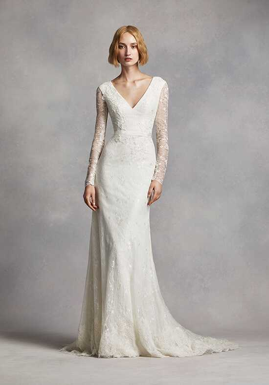 White by Vera Wang White by Vera Wang Style VW351270 Wedding Dress photo