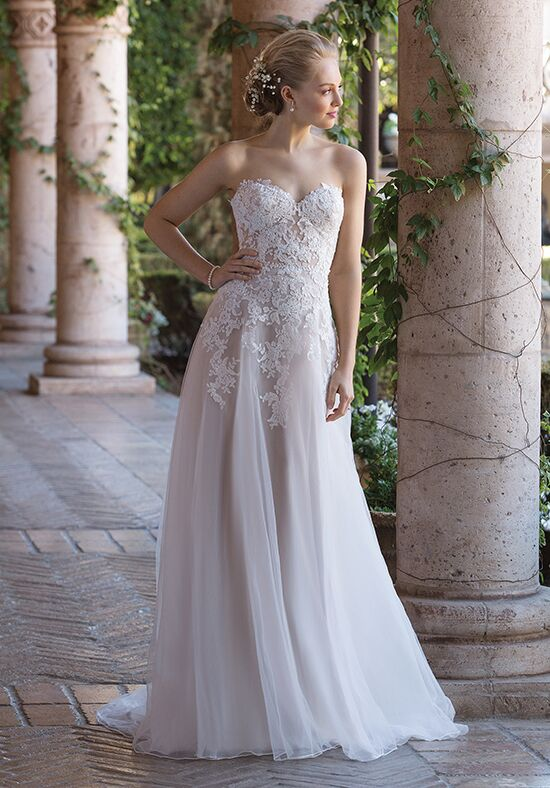 Sincerity Bridal 4026 A-Line Wedding Dress