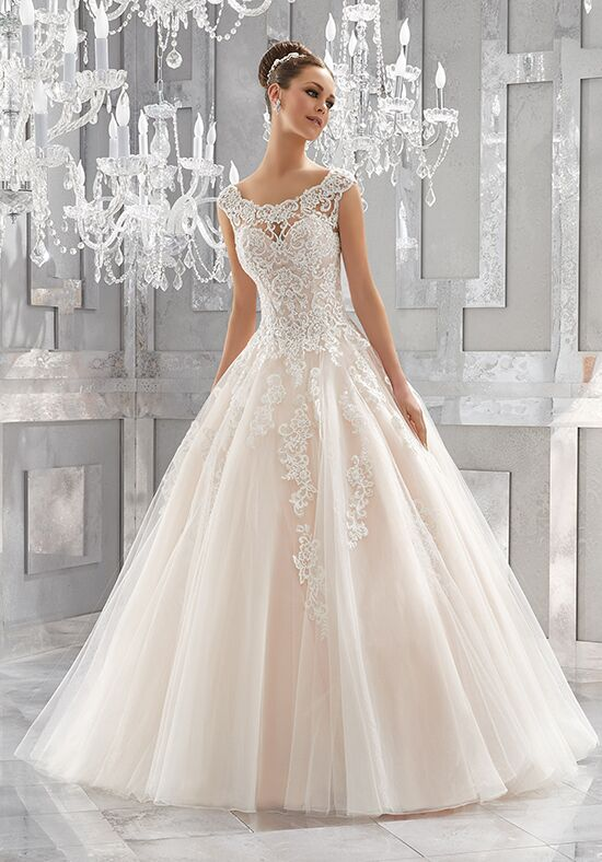 Morilee by Madeline Gardner/Blu Massima | Style 5573 Wedding Dress ...