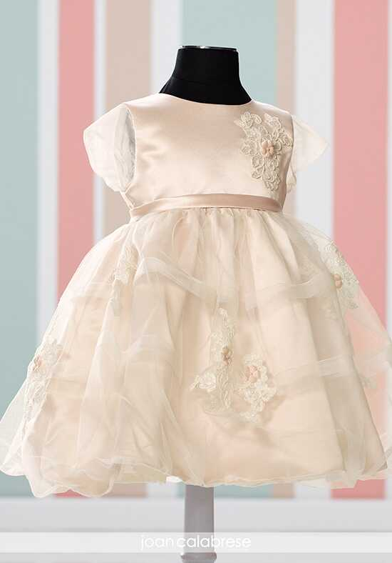 Joan Calabrese by Mon Cheri 216326B Ivory Flower Girl Dress