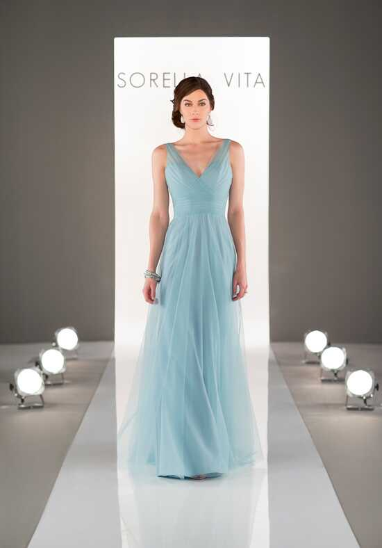 Sorella Vita 8702 V-Neck Bridesmaid Dress