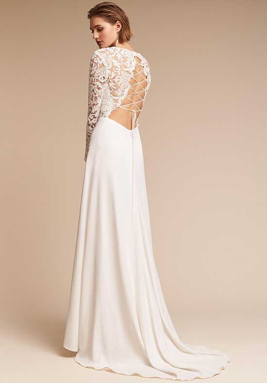 BHLDN Forsyth Sheath Wedding Dress