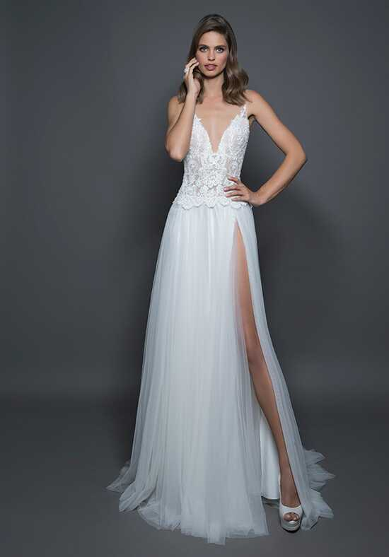 LOVE by Pnina Tornai for Kleinfeld 14580 A-Line Wedding Dress