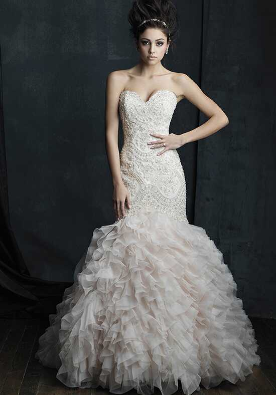Allure Couture C391 Mermaid Wedding Dress