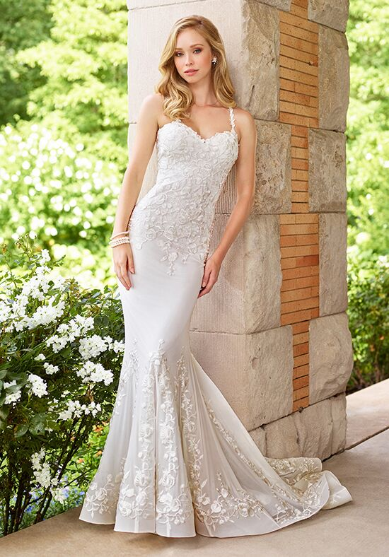 Enchanting by Mon Cheri 118152 Mermaid Wedding Dress