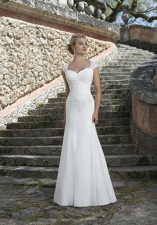 Sincerity Bridal 3903 A-Line Wedding Dress