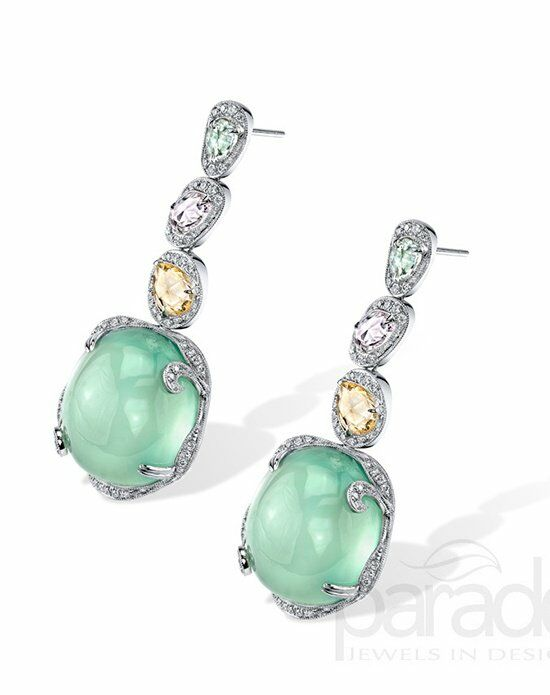 Parade Designs E3265A from the Parade in Color Collection Wedding Earring photo