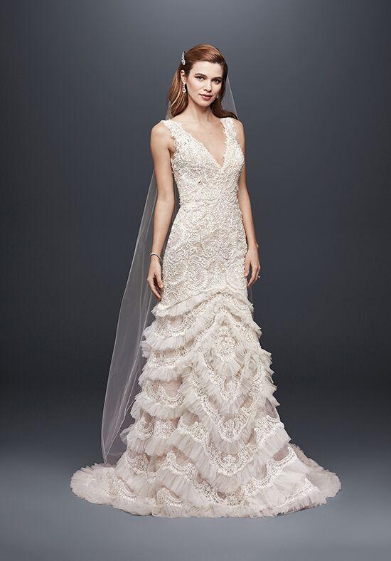David S Bridal Galina Signature Style Swg689 Mermaid Wedding Dress