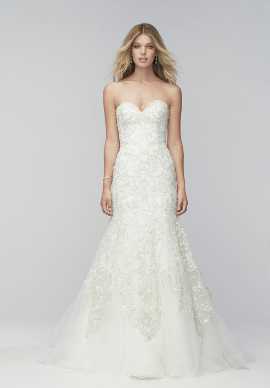 Wtoo Brides Marilyn 16214 Mermaid Wedding Dress