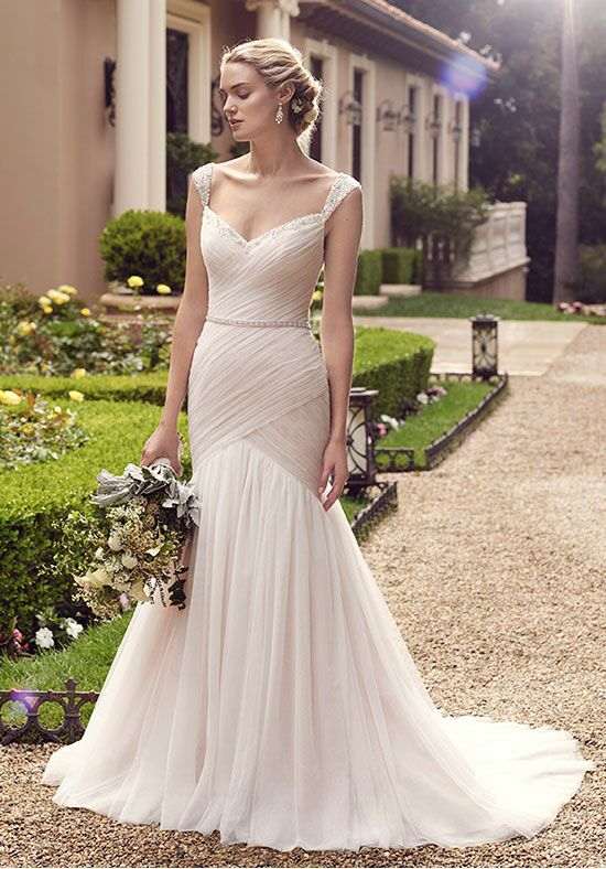 Casablanca wedding dress 2055786134