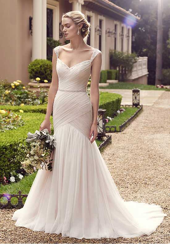 Casablanca Bridal 2234 Freesia Mermaid Wedding Dress