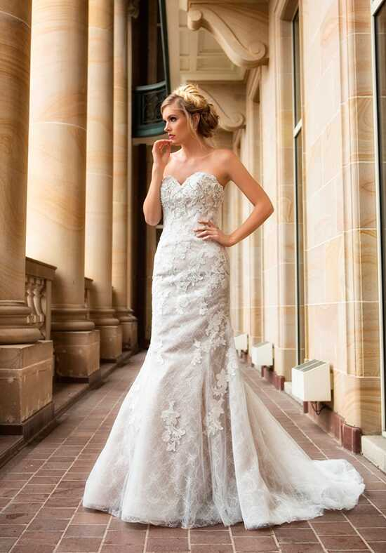 Mia Solano M1787Z A-Line Wedding Dress