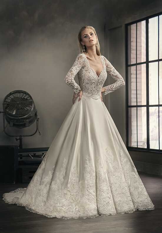 Jasmine Couture T192060 Ball Gown Wedding Dress