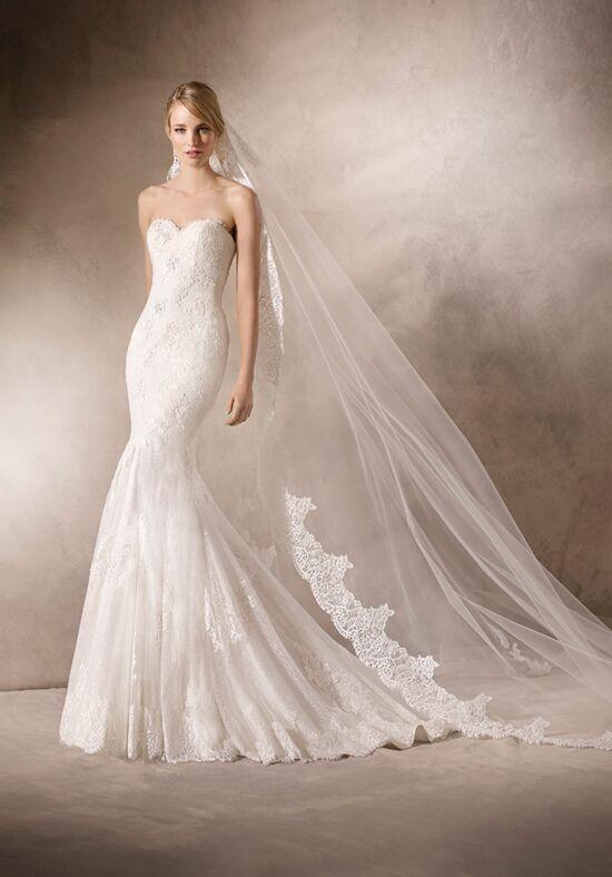 La sposa hito wedding dress the knot for Wedding dresses in louisiana