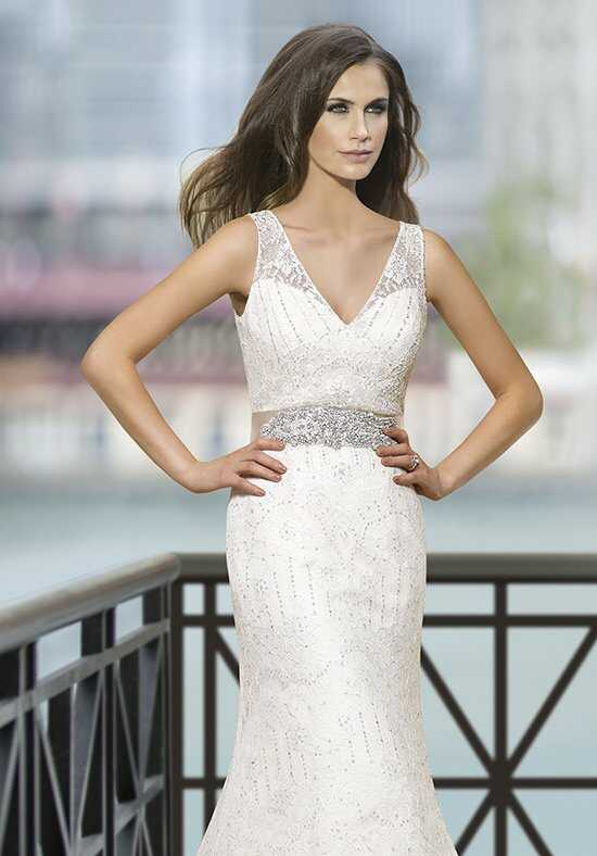 Jasmine Couture T162018 Mermaid Wedding Dress
