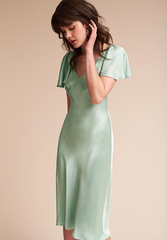 BHLDN (Bridesmaids) Giselle V-Neck Bridesmaid Dress