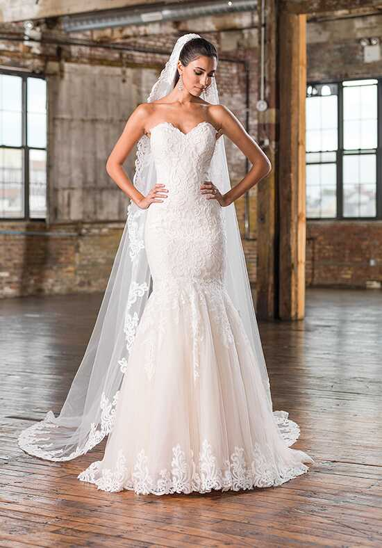 Justin Alexander Signature 9826 Mermaid Wedding Dress