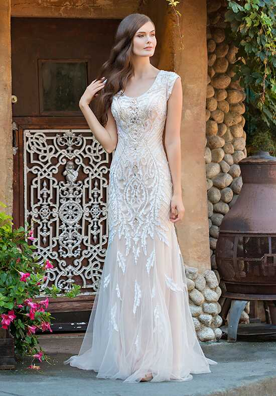 Modest by Mon Cheri TR11837 A-Line Wedding Dress