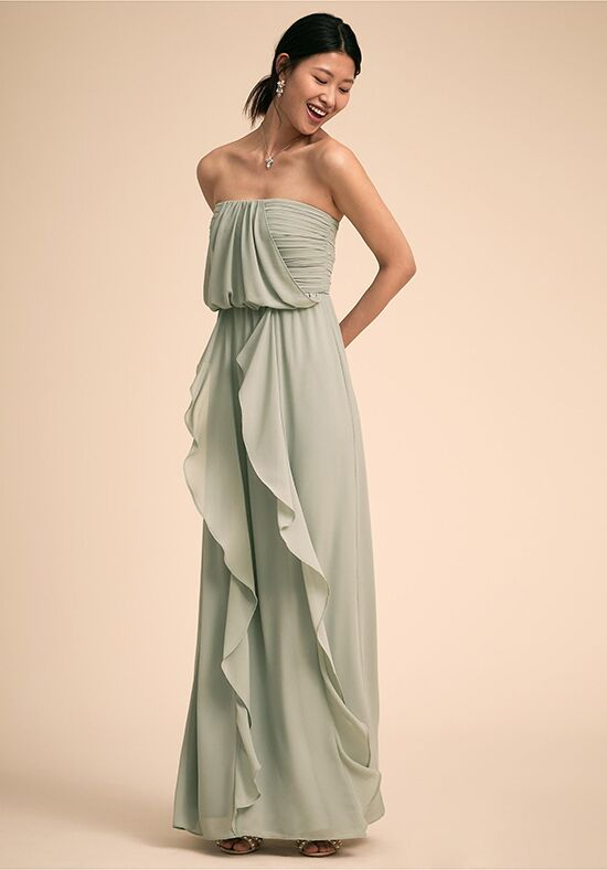 BHLDN (Bridesmaids) Cove Dress Square Bridesmaid Dress