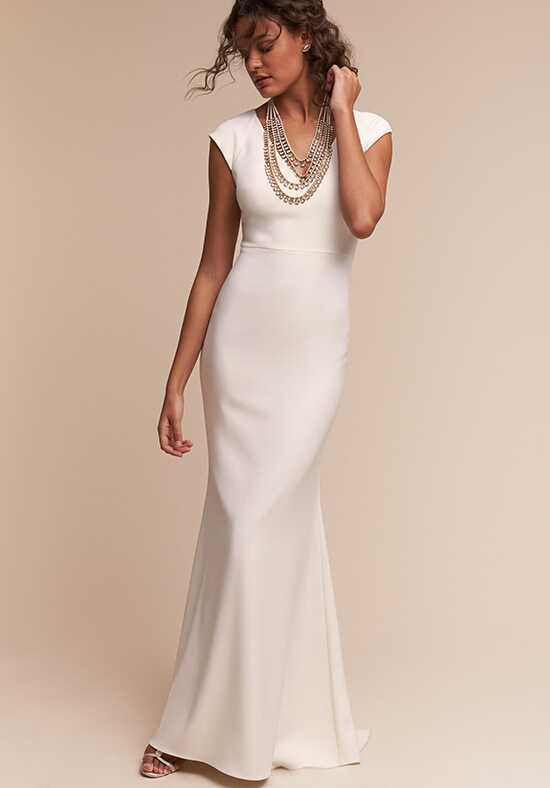 BHLDN Sawyer Sheath Wedding Dress